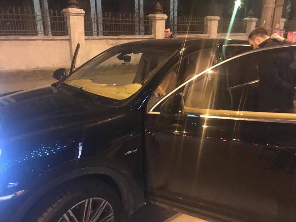 Высокопоставленный киевский чиновник погорел на взятке