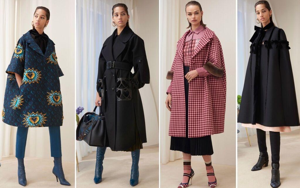 638ec313f42 Какое пальто купить весной 2019  топ-5 модных идей - последние ...