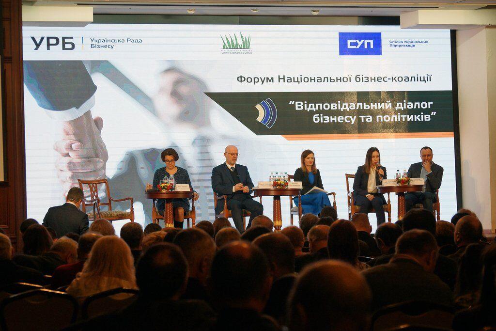 Лідери президентських перегонів підтримали ТОП-10 ініціатив бізнесу