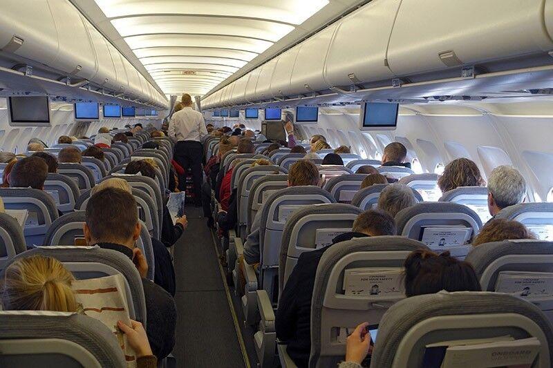Пассажир самолета взбесил пилота глупой молитвой