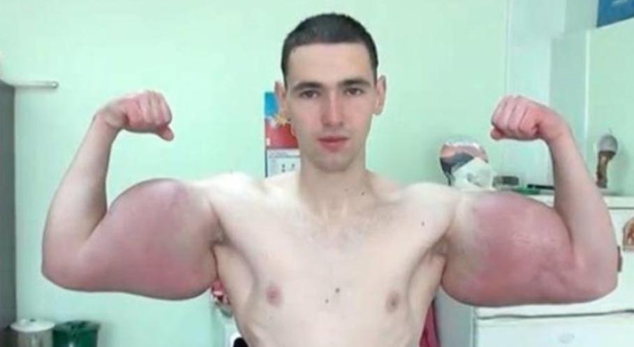 """Кирило """"Руки-базуки"""""""