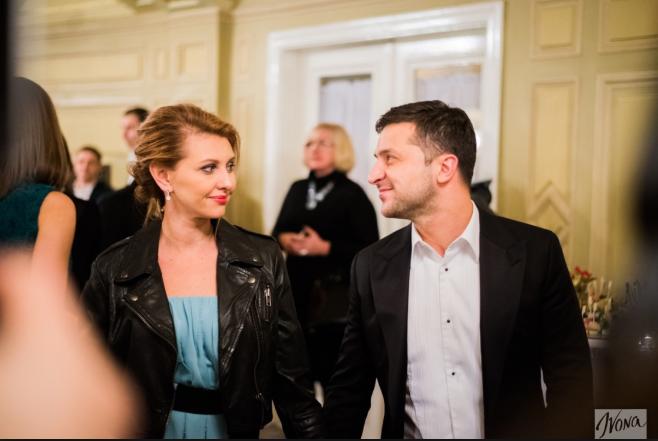 """""""Я до такого не готувалася"""": дружина Зеленського дала перше інтерв'ю"""