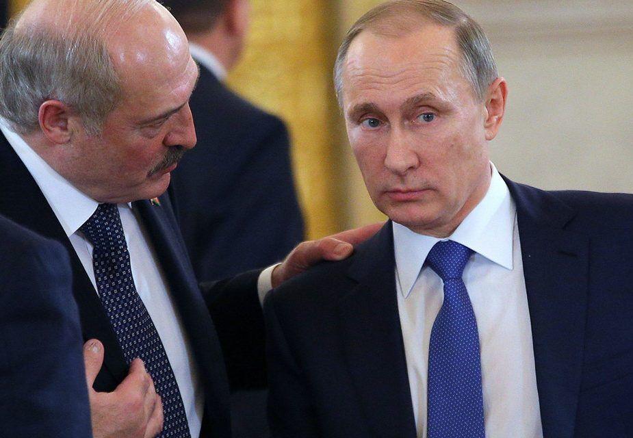 У Білорусі розповіли про плани Лукашенка захопити владу в РФ