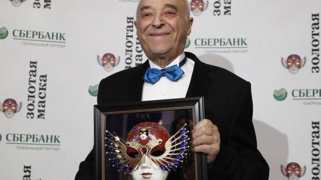 Умер легендарный актер Владимир Этуш