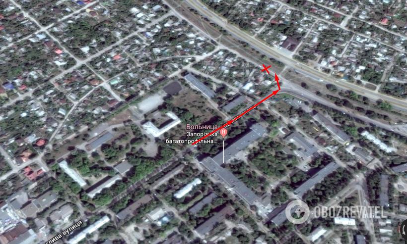 Дети нашли гранату недалеко от больницы и отправились к частному сектору. Там и произошла трагедия