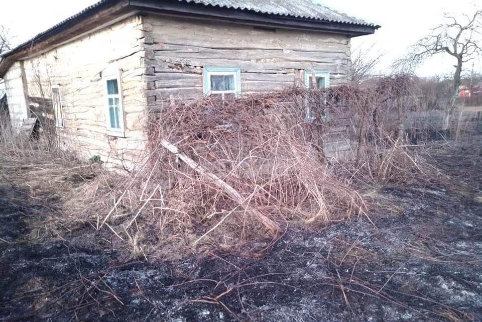 В Черниговской области напали на спасателей
