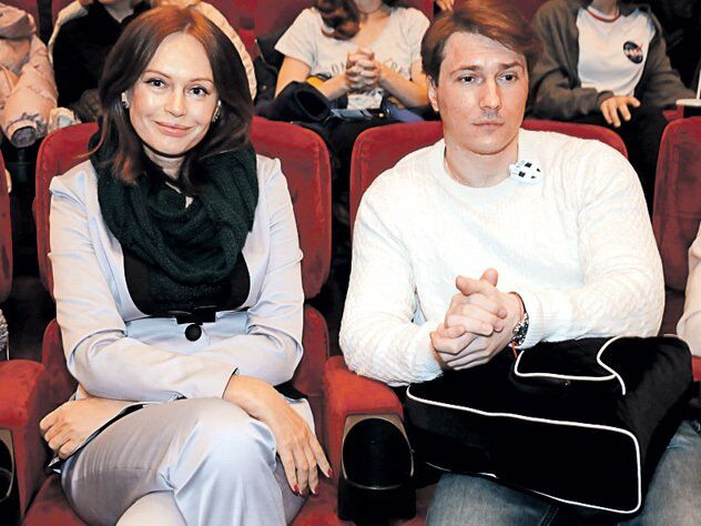 Ірина Безрукова і Ігор Оробей