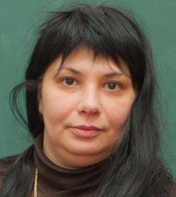 Оксана Бондарук