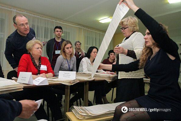 В Європі вказали на головні проблеми першого туру виборів