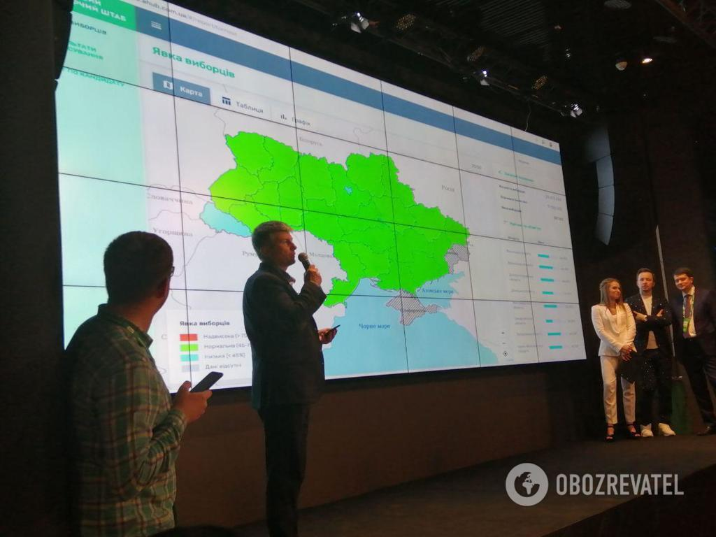 Вибори президента-2019: як голосували українці