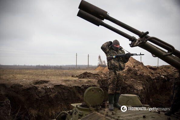 Тука назвал варианты освобождения Донбасса военным путем