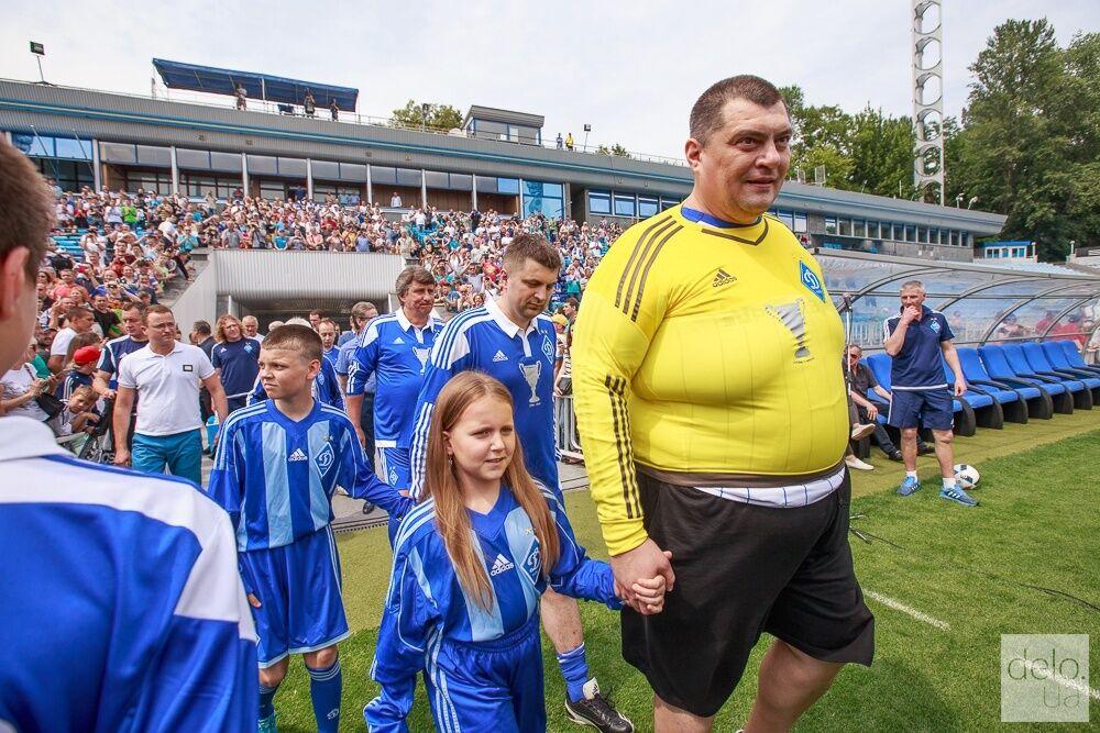 """Друзi ""Динамо"" - ""Легенди ""Динамо"""