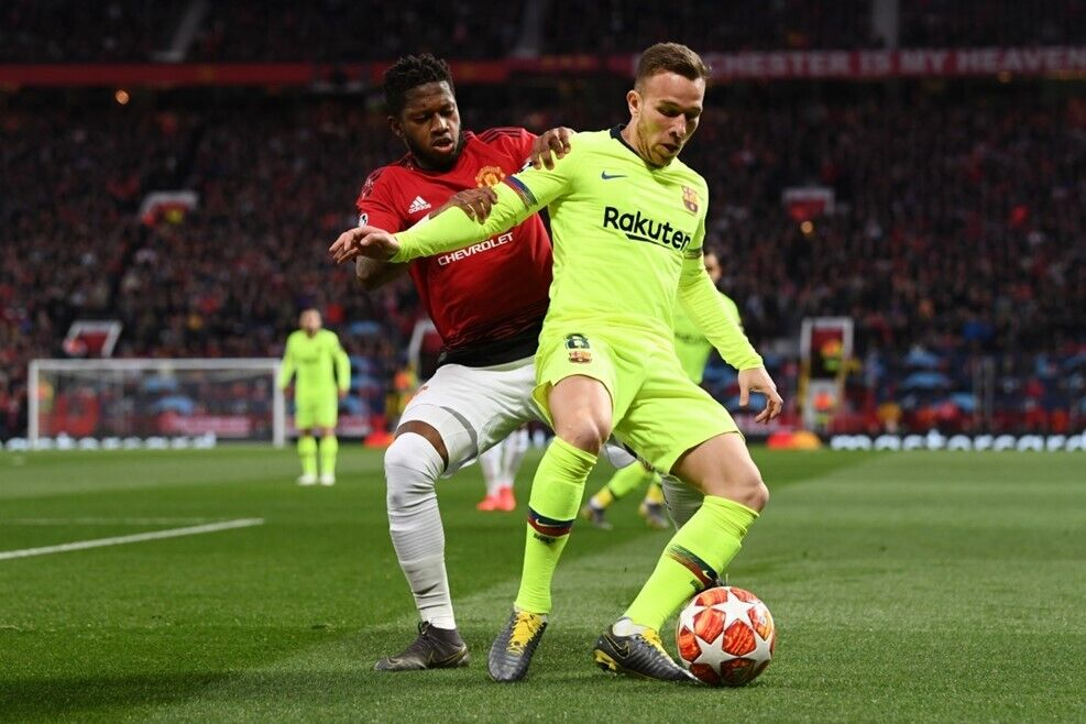"""Манчестер Юнайтед"" – ""Барселона"""