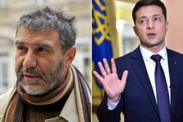 """Російський актор із """"Миротворця"""" написав листа """"президенту Зеленському"""""""