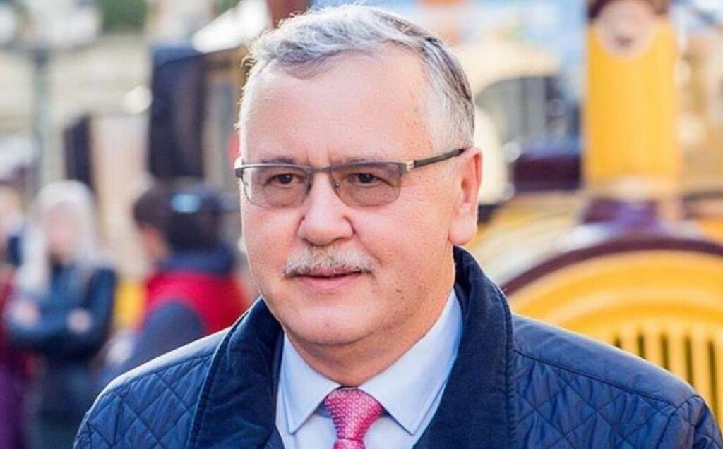 Гриценко отреагировал на уголовное дело в России