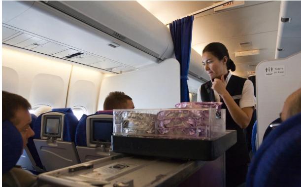 Четверо пострадавших: на борту самолета British Airways произошло ЧП