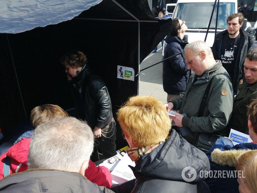 """Порошенко прийшов на НСК """"Олімпійський"""": eсі подробиці онлайн"""