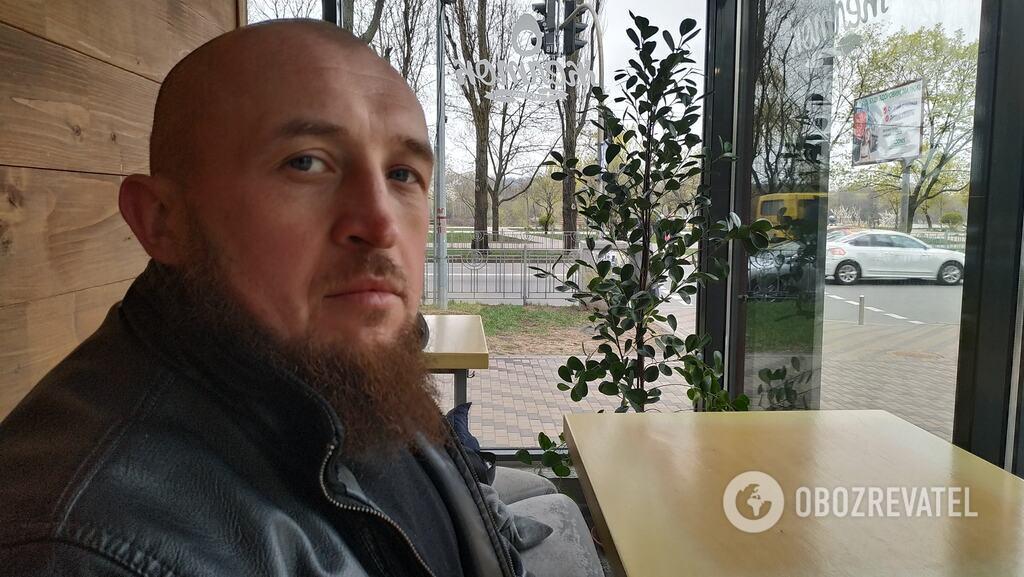 Сергей Шевцов, Киев