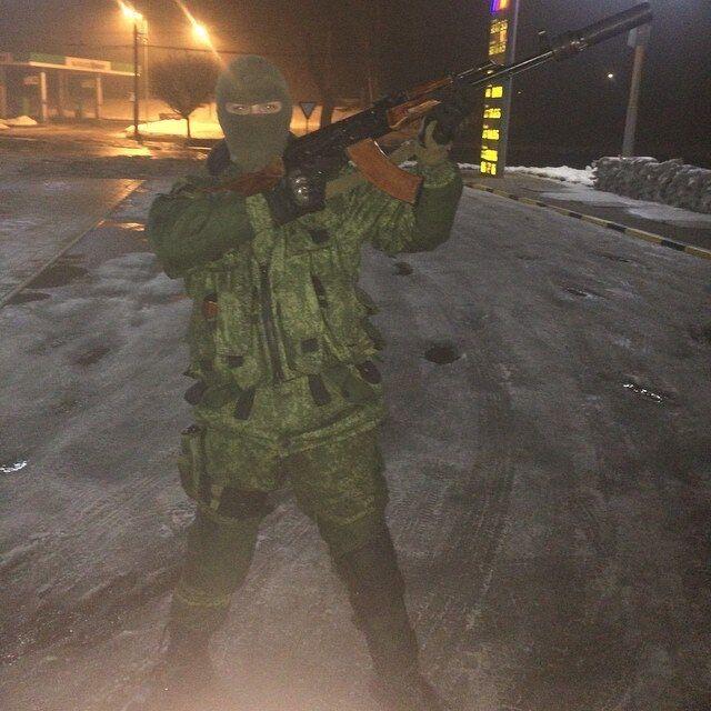 """На Донбассе поймали опасного террориста """"ДНР"""""""