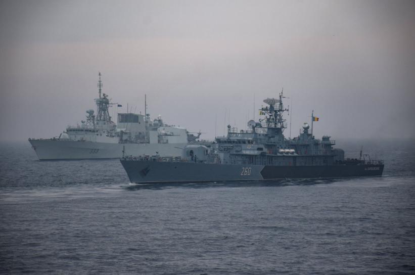 НАТО в Черном море: Россия грозит войной, а Украина ждет подмоги
