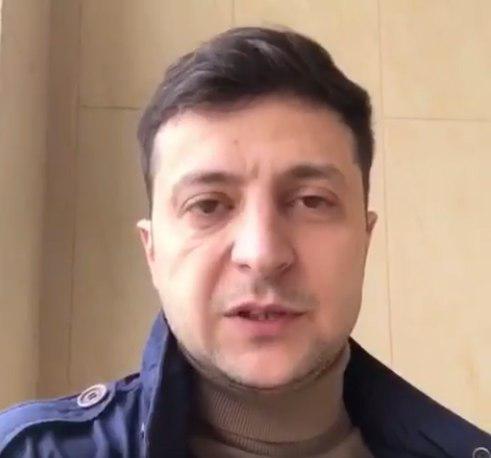 Володимир Зеленський звернувся до Порошенка