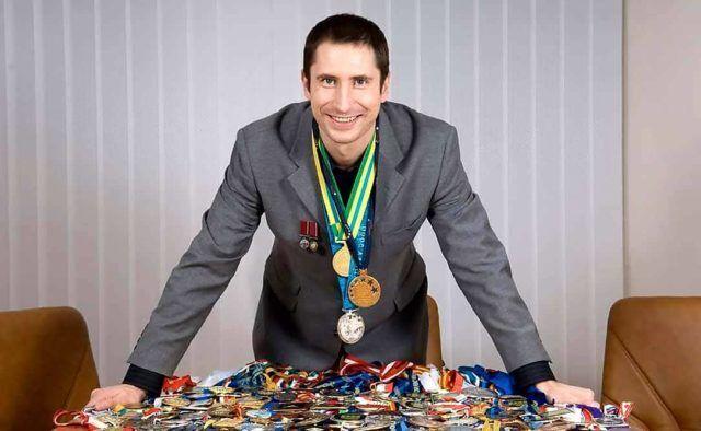 Украинский спортсмен хочет возглавить министерство