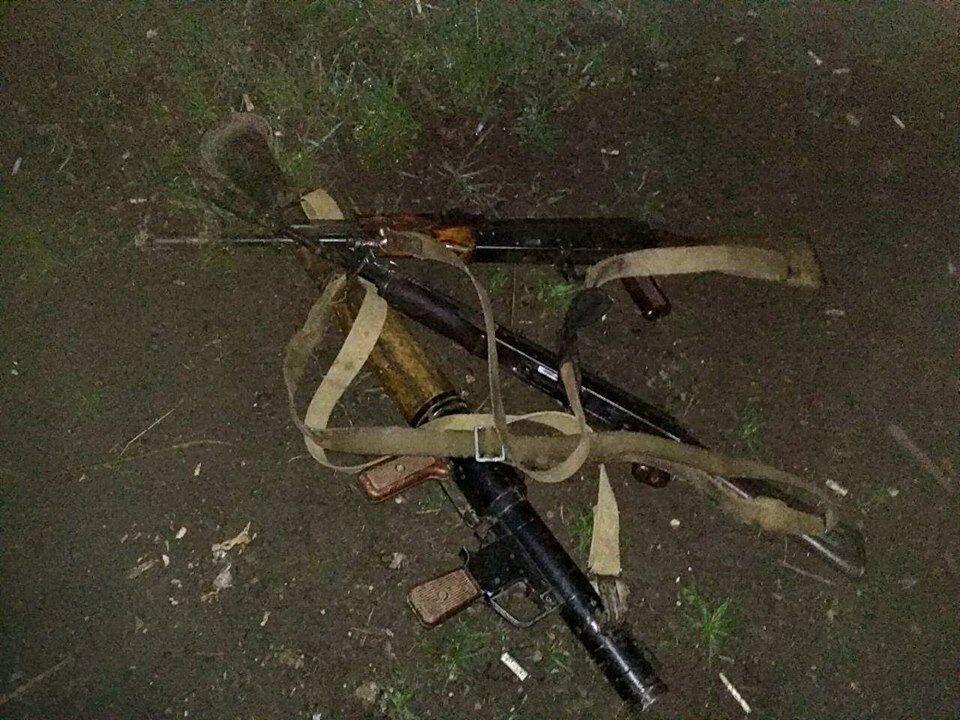 Бросили убитых и раненых: ВСУ зачистили вражескую ДРГ