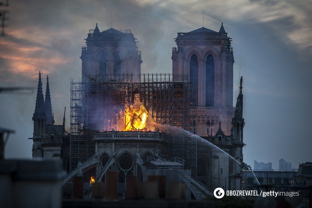 Собор Паризької Богоматері: архітектор оцінив руйнування
