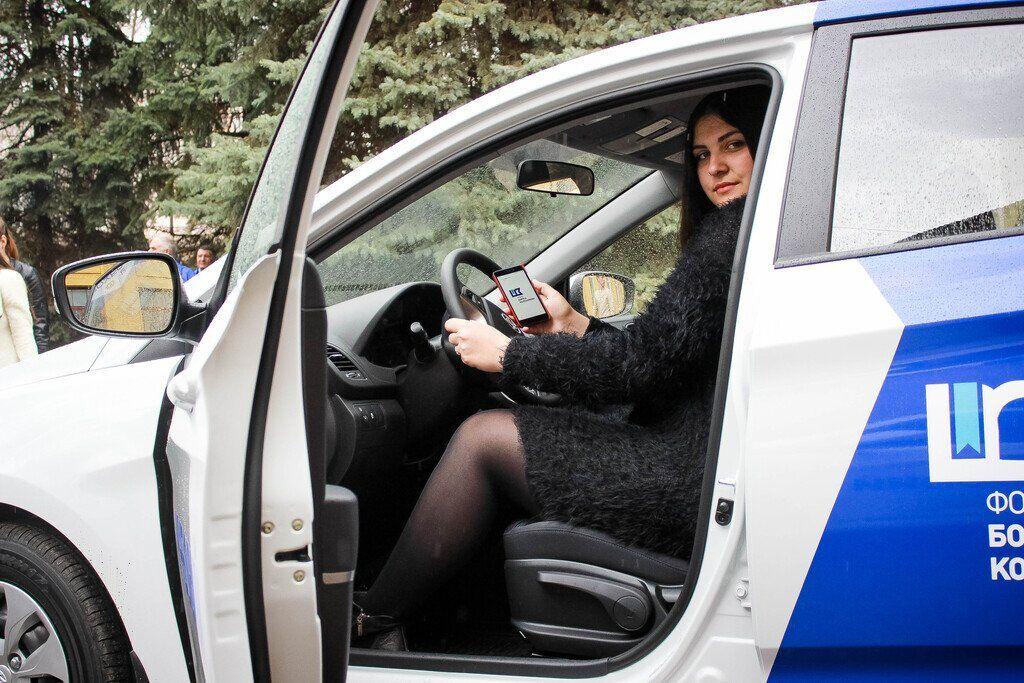 Колесніков відкрив на Донбасі соціальну автошколу для молоді