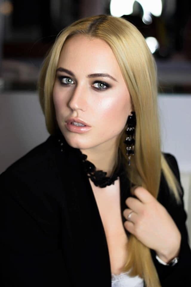 Анастасія Ломаченко