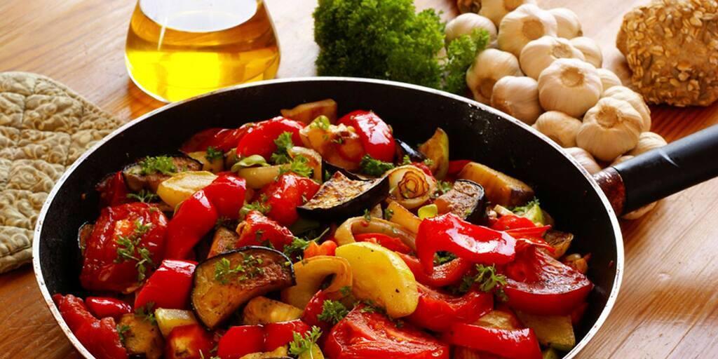 Какие блюда приготовить на Пасху 2019 вегетарианцу