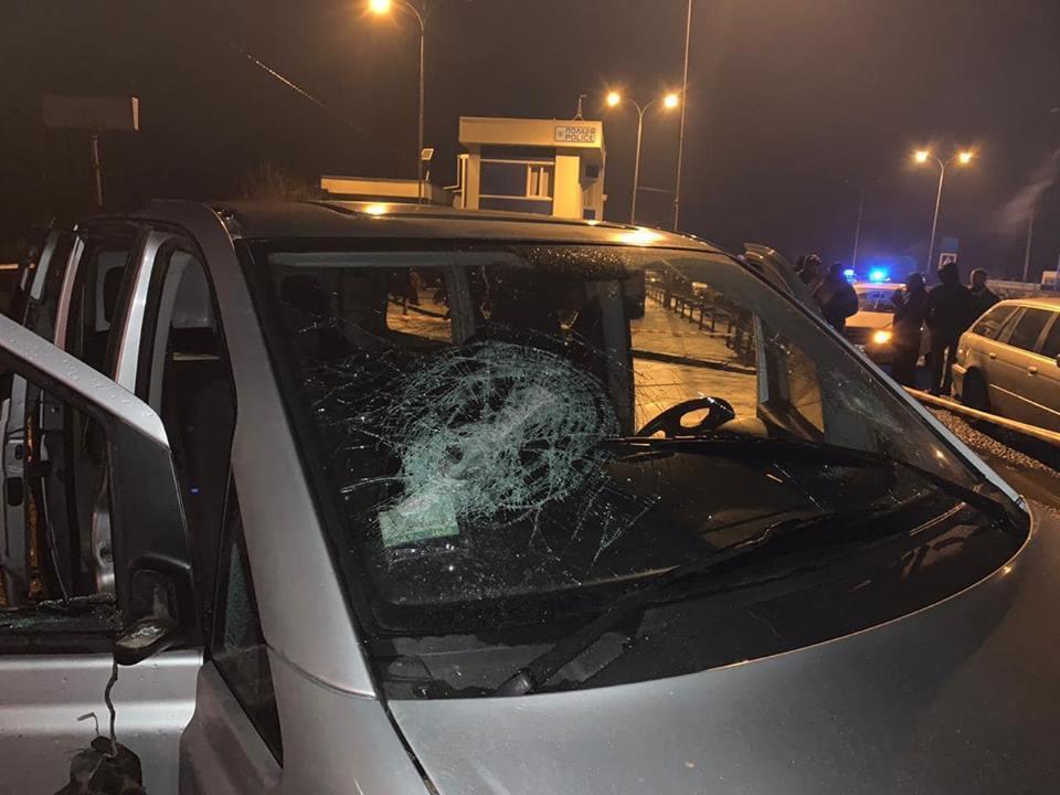 Пошкодили автомобілі