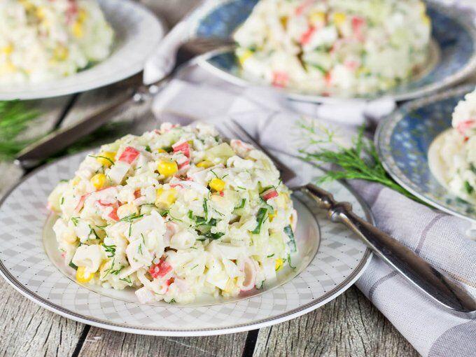 Салати на Великдень 2019: смачні та прості рецепти