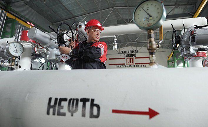 Нафта з Росії