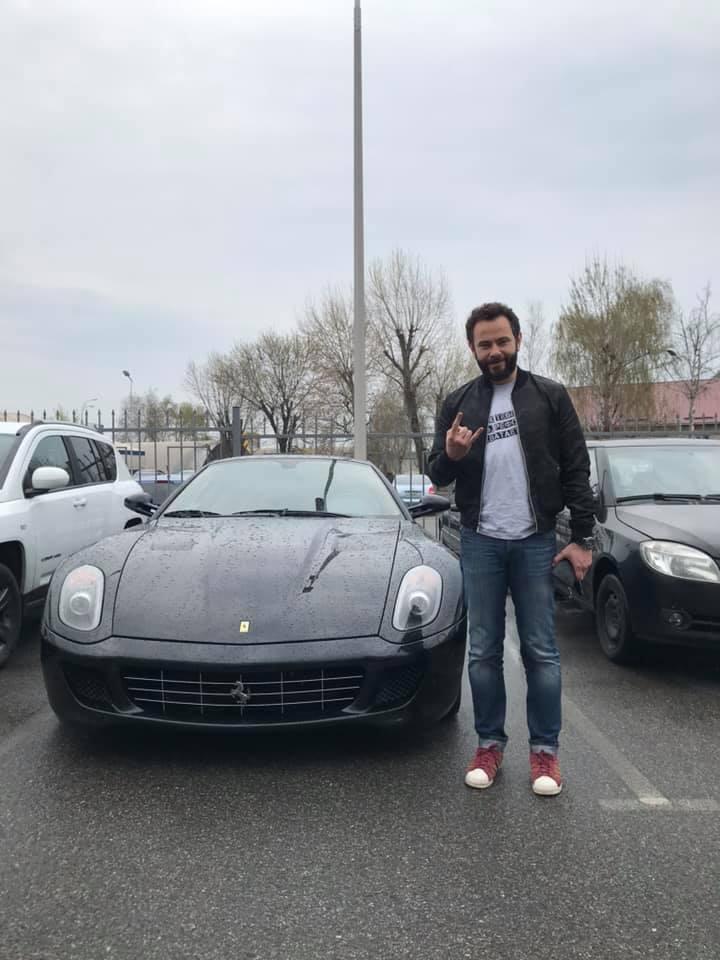 Ferrari Игоря Гладковского