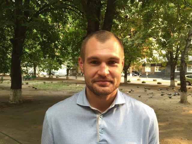 Прокурор Виталий Опанасенко
