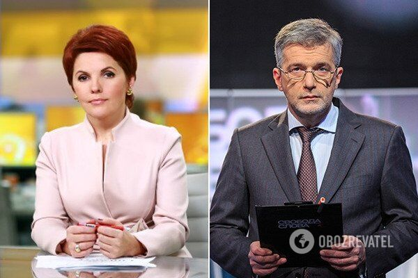 Елена Фроляк и Андрей Куликов