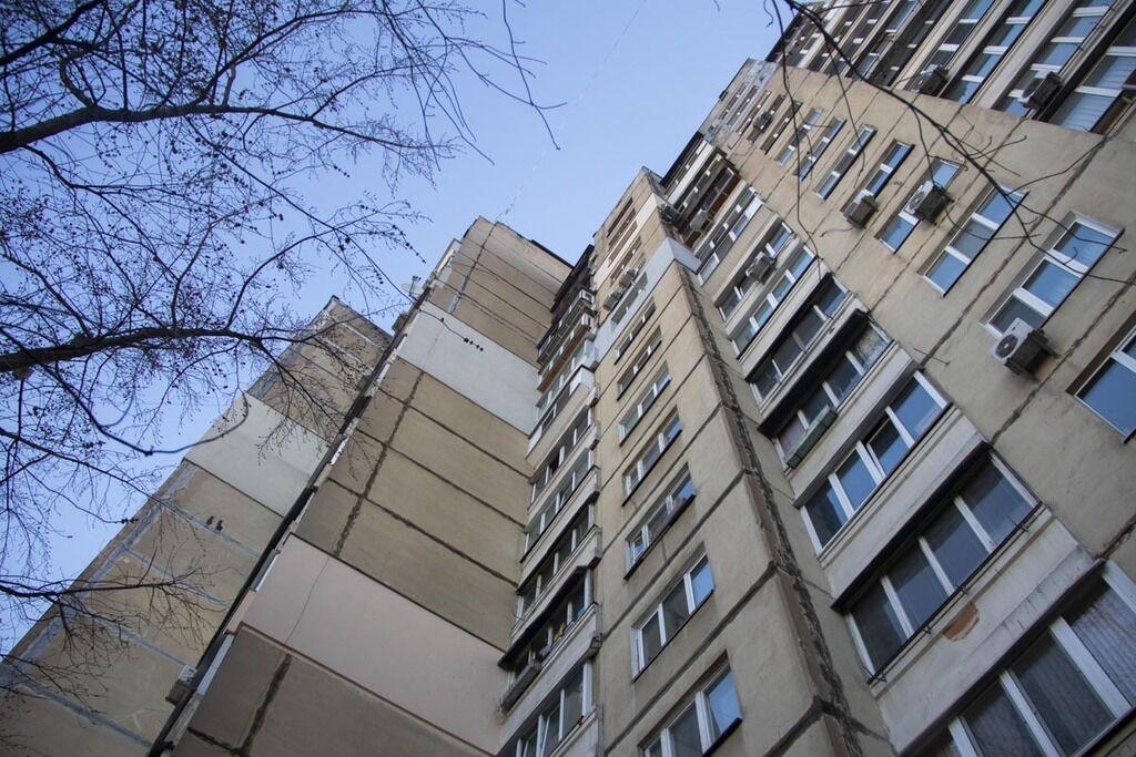 В Киеве пенсионер покончил с собой