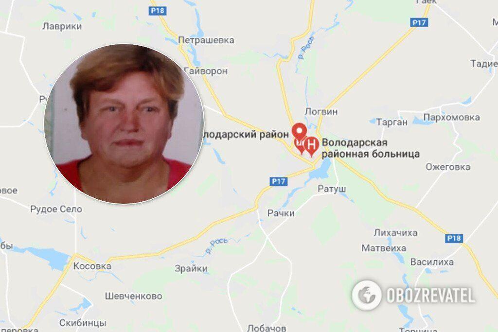 Наталья три дня находилась в Володарской ЦРБ