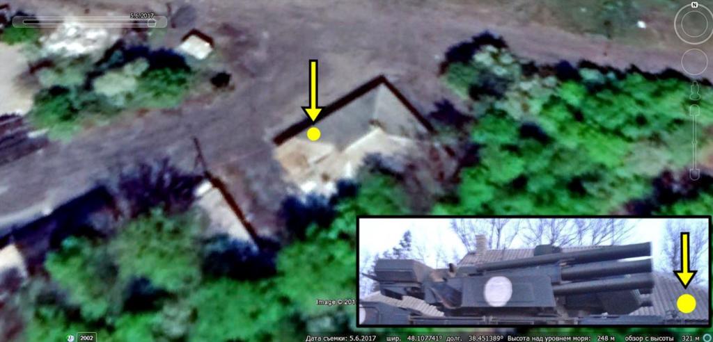 На Донбассе заметили опасное оружие из РФ