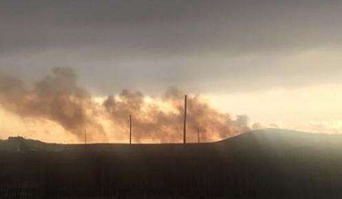 Частину Росії охопила пекельна пожежа: фото і відео стихії