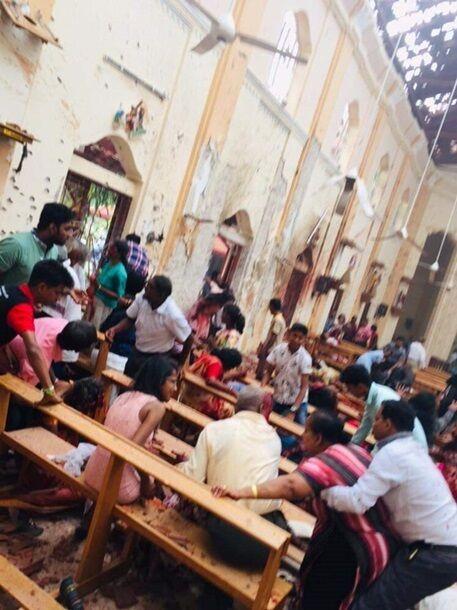 Вибухи в церквах і готелях Шрі-Ланки: що призвело до трагедії