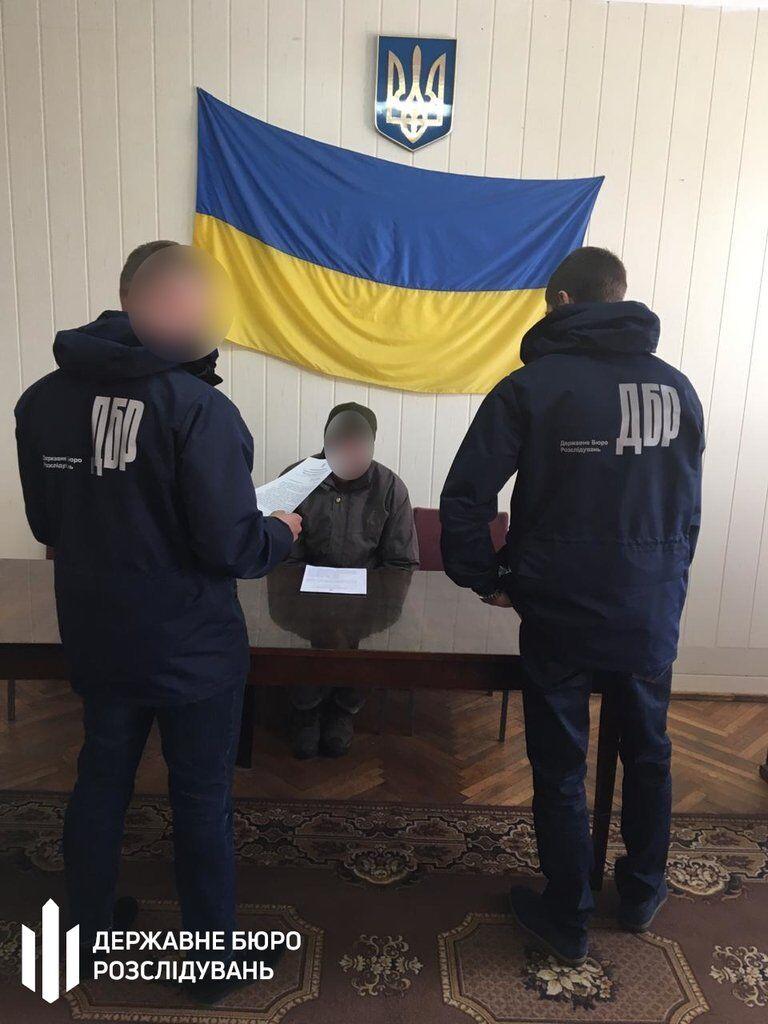 Задержан сбежавший с автоматом дезертир ВСУ