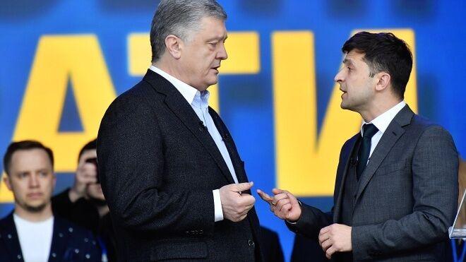 Вибори президента України: кого підтримали зірки