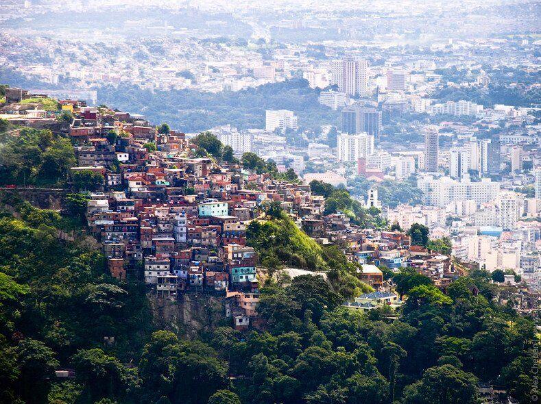 Фавели у Бразилії