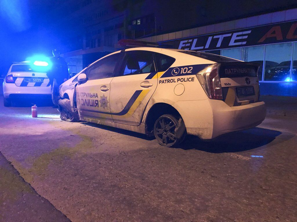 Розкрилися нові деталі побиття поліцейської в Києві