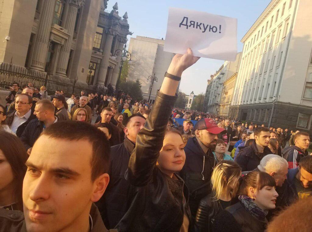 """""""Через год!"""" Порошенко пообещал вернуться в кресло президента"""