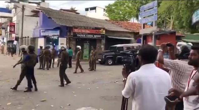 Вибух на Шрі-Ланці