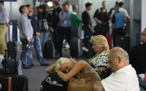 Українців попередили про колапс в аеропортах