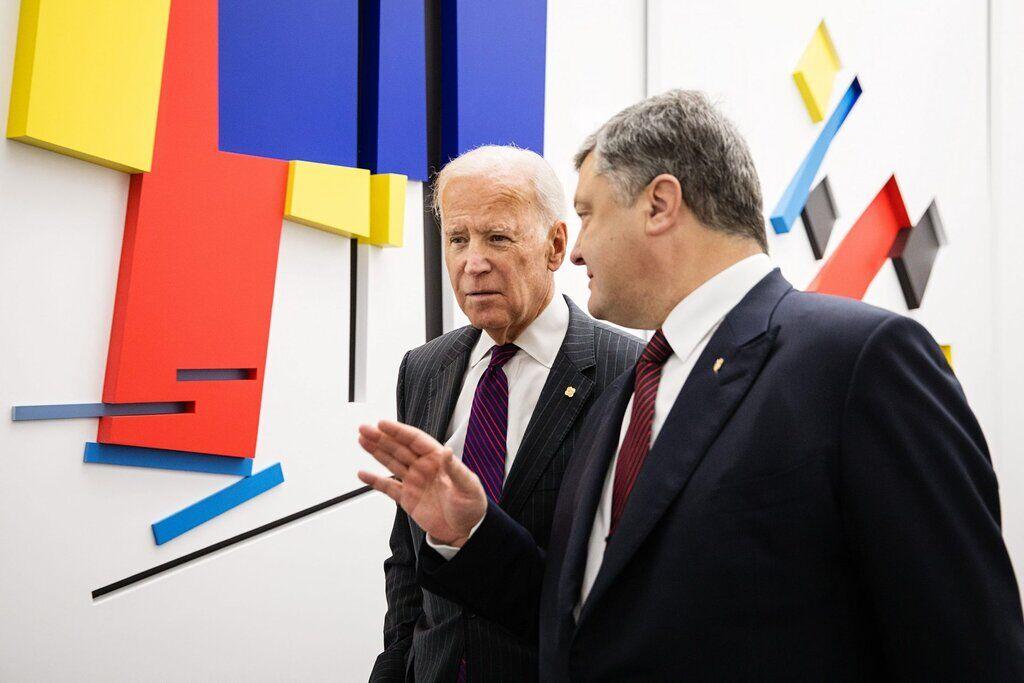 П'ять років президентства Порошенка в фото